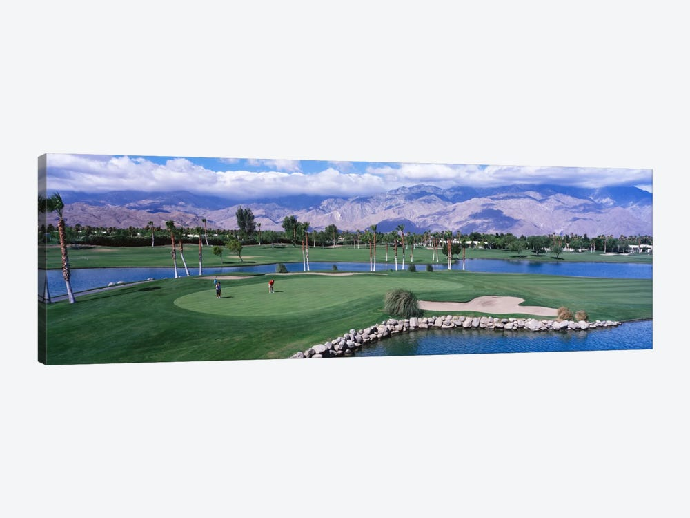 Golf CoursePalm Springs, California, USA by Panoramic Images 1-piece Art Print