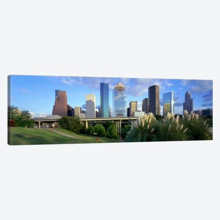 HoustonTexas, USA Canvas Print #PIM1566} by Panoramic Images Canvas Art Print