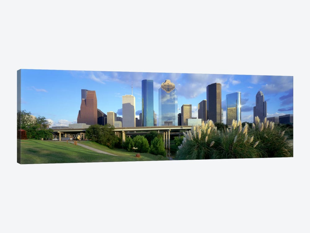 HoustonTexas, USA by Panoramic Images 1-piece Canvas Artwork