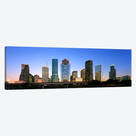 USA, Texas, Houston Canvas Print #PIM1567} by Panoramic Images Canvas Art Print