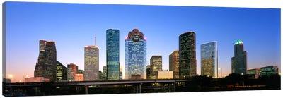 USA, Texas, Houston Canvas Art Print
