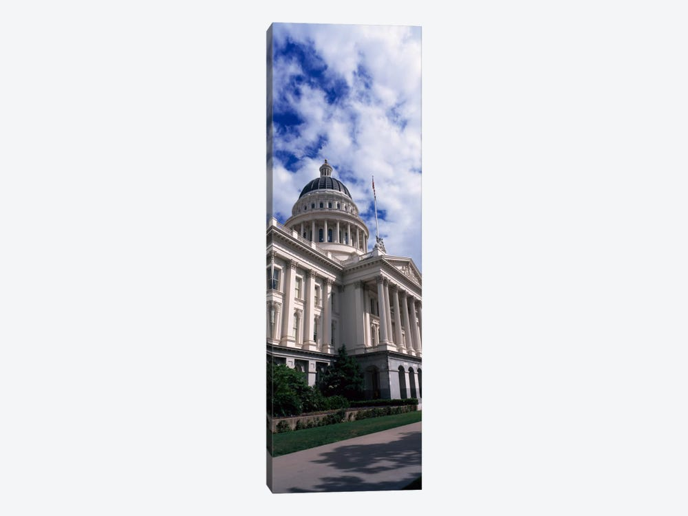 State Capital Sacramento CA USA by Panoramic Images 1-piece Canvas Print