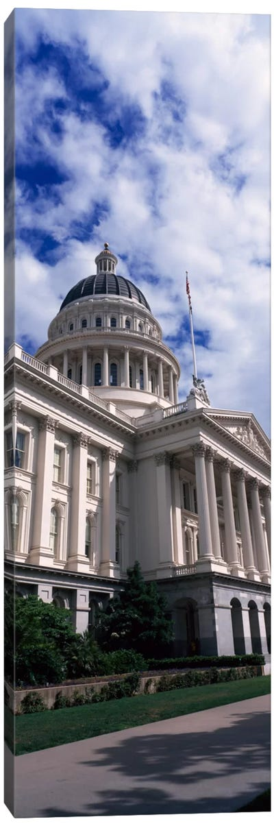State Capital Sacramento CA USA Canvas Art Print