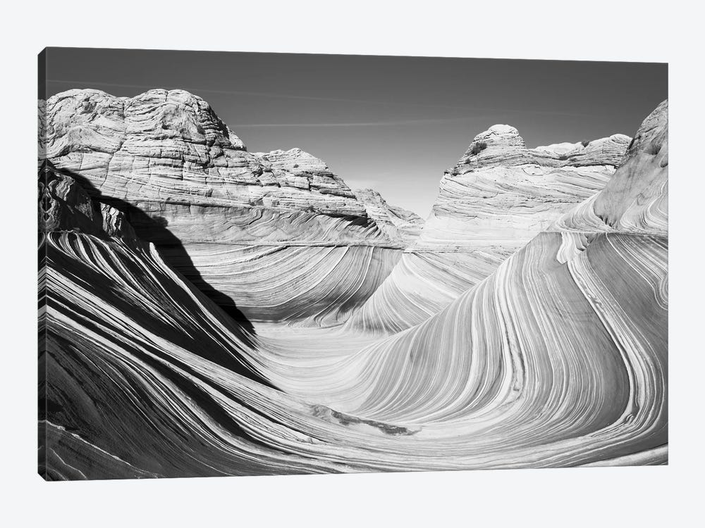 Scenic landscape with rock formations, Arizona, USA by Panoramic Images 1-piece Canvas Art Print
