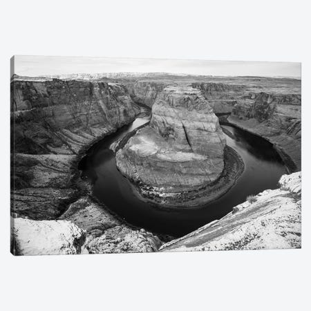 Scenic view of Horseshoe Bend, Arizona, USA Canvas Print #PIM15722} by Panoramic Images Canvas Art Print