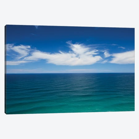 Scenic view of the ocean, Australia Canvas Print #PIM15727} by Panoramic Images Canvas Art