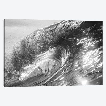 Spectacular snapshot of sea wave, California, USA Canvas Print #PIM15756} by Panoramic Images Canvas Art Print