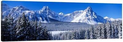 Banff National Park Alberta Canada Canvas Art Print