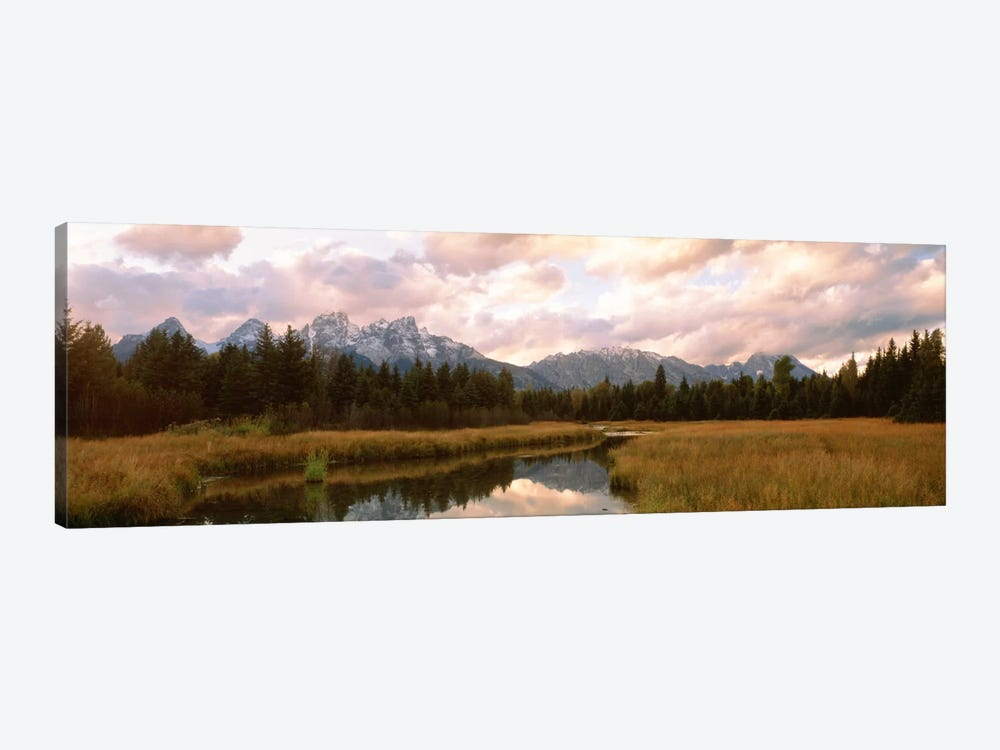 Grand Teton National Park WY USA by Panoramic Images 1-piece Canvas Art Print