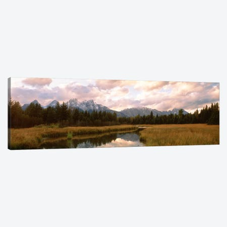 Grand Teton National Park WY USA Canvas Print #PIM1578} by Panoramic Images Art Print
