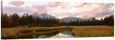 Grand Teton National Park WY USA Canvas Art Print
