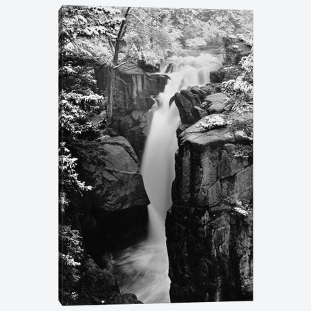 Tower Falls, West Virginia, USA Canvas Print #PIM15796} by Panoramic Images Art Print
