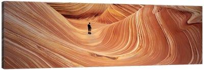 The Wave Coyote Buttes Pariah Canyon AZ/UT USA Canvas Print #PIM1589