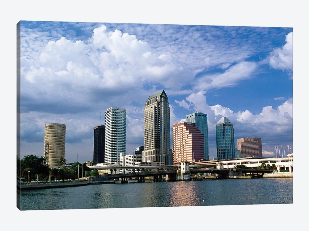 Downtown Skyline, Tampa, Florida, USA by Panoramic Images 1-piece Art Print