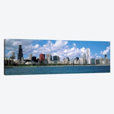 CloudsChicago, Illinois, USA Canvas Print #PIM1591} by Panoramic Images Canvas Art Print