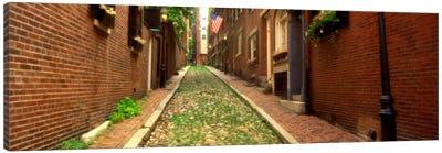 USA, Massachusetts, Boston, Beacon Hill Canvas Print #PIM1592