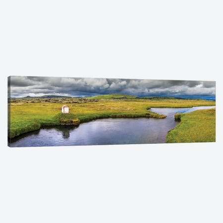 Eldhraun Lava Landscape, South Coast, Iceland Canvas Print #PIM15945} by Panoramic Images Canvas Artwork