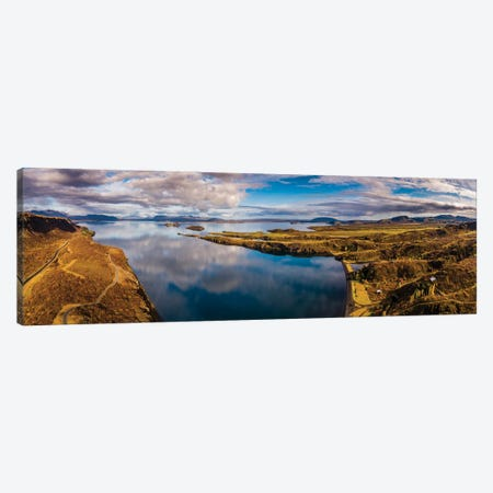 Lake Thingvellir, Thingvellir National Park, Iceland Canvas Print #PIM15966} by Panoramic Images Canvas Art