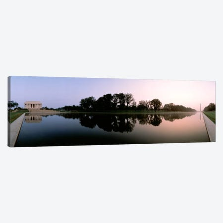 Washington DC Canvas Print #PIM15} by Panoramic Images Canvas Art