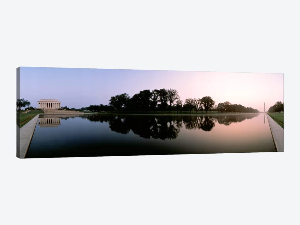 Washington DC by Panoramic Images 1-piece Canvas Artwork