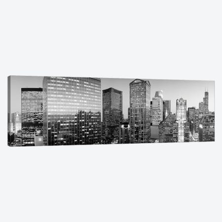 Chicago IL Canvas Print #PIM16135} by Panoramic Images Canvas Art Print