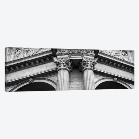 Detail Of Palace Of Fine Arts Monument, San Francisco, California, USA Canvas Print #PIM16151} by Panoramic Images Canvas Artwork