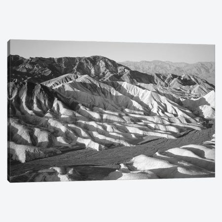 Elevated View Of The Zabriskie Point, Death Valley, Death Valley National Park, California, USA Canvas Print #PIM16158} by Panoramic Images Canvas Art