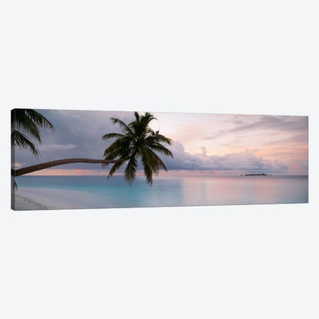 Indian Ocean Maldives Canvas Print #PIM1617} by Panoramic Images Canvas Print