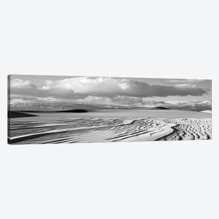Sand Dunes In A Desert, Great Sand Dunes National Park And Preserve, Colorado, USA Canvas Print #PIM16218} by Panoramic Images Canvas Print