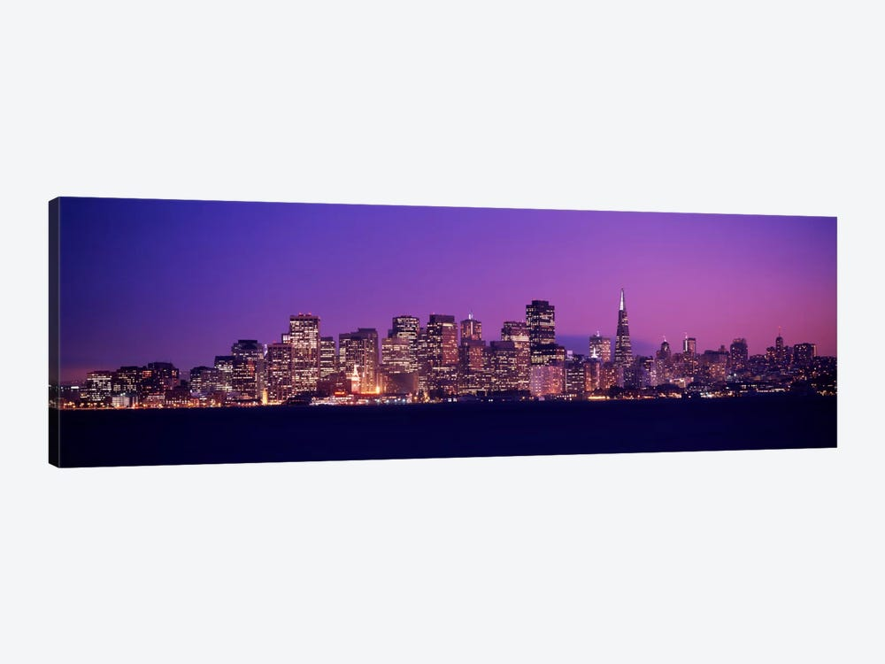 San Francisco, California, USA 1-piece Canvas Artwork