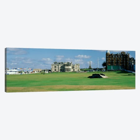 Swilcan Bridge Royal Golf Club St Andrews Scotland Canvas Print #PIM1662} by Panoramic Images Canvas Art Print