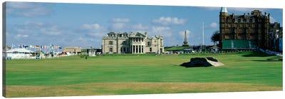 Swilcan Bridge Royal Golf Club St Andrews Scotland Canvas Art Print