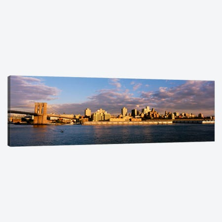 Brooklyn HeightsNYC, New York City, New York State, USA Canvas Print #PIM1678} by Panoramic Images Canvas Art