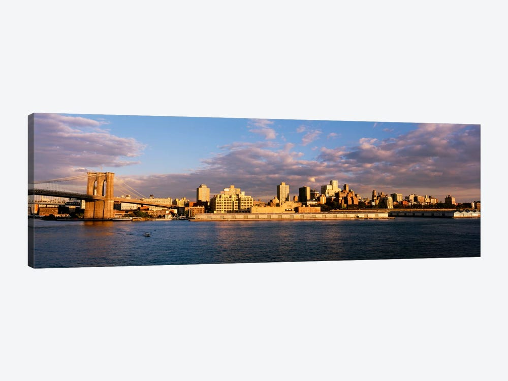 Brooklyn HeightsNYC, New York City, New York State, USA by Panoramic Images 1-piece Canvas Art Print