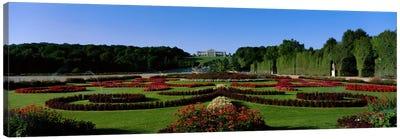 Schonbrun Gardens Vienna Austria Canvas Print #PIM1683