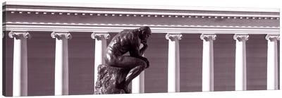 Rodin SculptureSan Francisco, California, USA Canvas Print #PIM1689