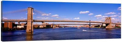 Brooklyn Bridge, NYC, New York City, New York State, USA Canvas Print #PIM1708