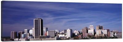 Downtown Skyline, Richmond, Virginia, USA Canvas Print #PIM1725