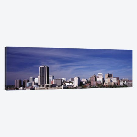Downtown Skyline, Richmond, Virginia, USA Canvas Print #PIM1725} by Panoramic Images Canvas Print