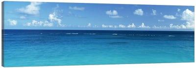 View Of The Atlantic Ocean, Bermuda Canvas Print #PIM1742