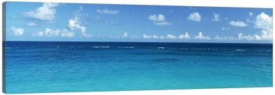 View Of The Atlantic Ocean, Bermuda Canvas Art Print
