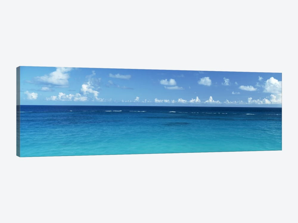 View Of The Atlantic Ocean, Bermuda by Panoramic Images 1-piece Canvas Print