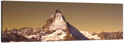 Matterhorn Switzerland Canvas Print #PIM1756