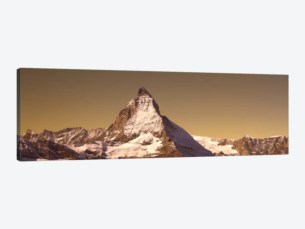 Matterhorn Switzerland 1-piece Canvas Wall Art