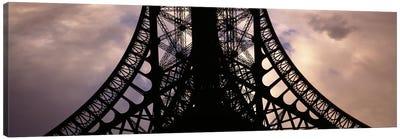 Eiffel Tower Paris France Canvas Print #PIM1757