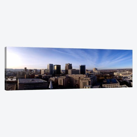 Buildings in a city, Birmingham, Jefferson county, Alabama, USA Canvas Print #PIM1769} by Panoramic Images Canvas Art