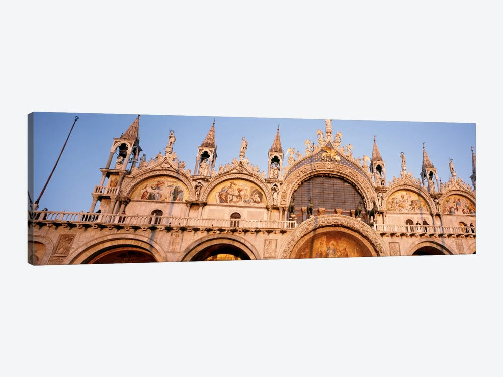 Basilica di San Marco Venice Italy by Panoramic Images 1-piece Canvas Art