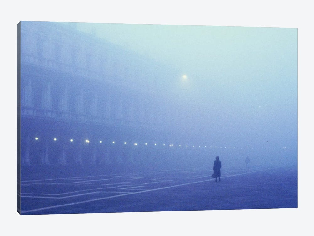 Foggy Venice Italy by Panoramic Images 1-piece Canvas Print