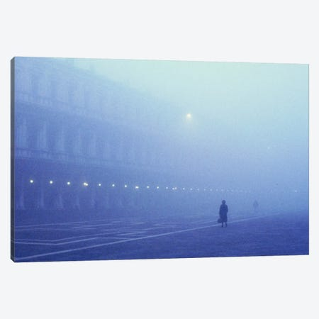 Foggy Venice Italy Canvas Print #PIM1788} by Panoramic Images Canvas Artwork