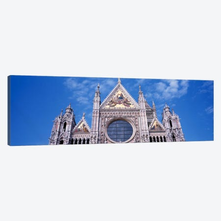 Catedrale Di Santa Maria, Sienna, Italy Canvas Print #PIM181} by Panoramic Images Canvas Print